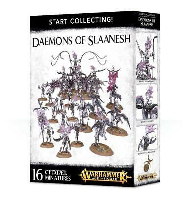 Start Collecting Daemons Of Slaanesh • 49.50£