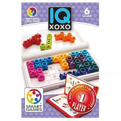 Smart Games IQ XOXO Puzzle Game • 13.94£