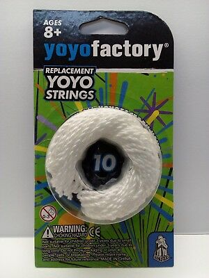 YoYofactory YoYo Replacement Strings 10 Pack • 44.95£