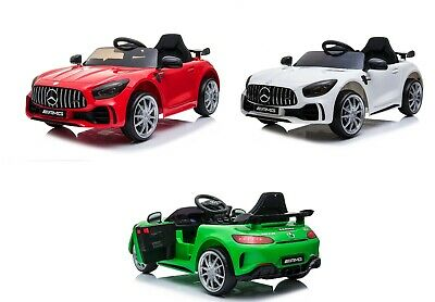12v Official Licensed Mercedes Amg Gt R Electric Ride On Car Parental Remote • 129.99£