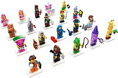 THE LEGO MOVIE 2 + The Wizard Of Oz- Minifigures Series - 71023 - NEW • 6.99£