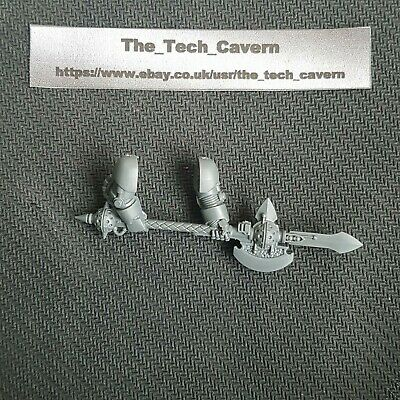Dark Angels Bits - Deathwing Terminators - Power Halberd • 3£