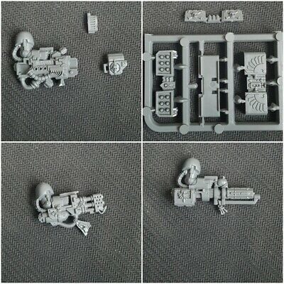 Dark Angels Bits - Deathwing Terminators - Heavy Weapons • 3£