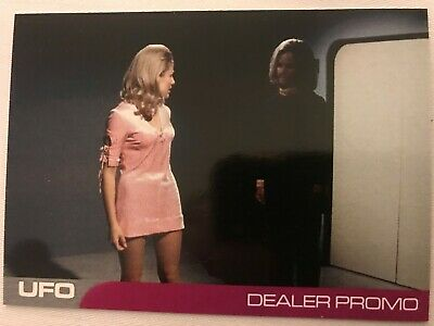 Ufo Series 2: Dealer Promo Card: Gp2 • 10£