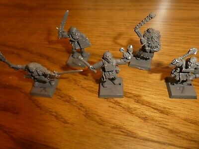 Warhammer Fantasy Mordheim Witch Hunters(seven In Total See Pictures) • 60£