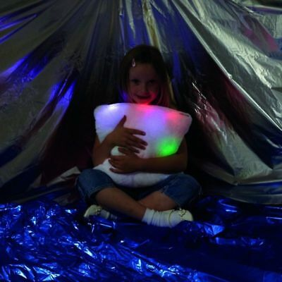 Calming Autism Sensory LED Light-Up Pillow Colour Changing Mood Cushion ADHD  • 16.99£
