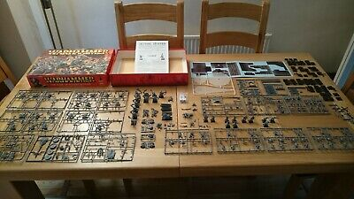 Warhammer Fantasy Battle Game 6th Edition 2000 Games Workshop Orcs And Empire • 199.99£