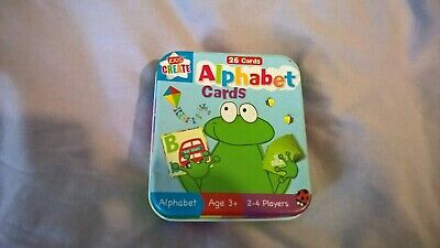 26 Alphabet Cards Game By Kids Create • 2.99£