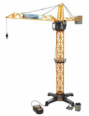 Chad Valley 100cm Construction Sounds Remote Controlled Crane • 14£