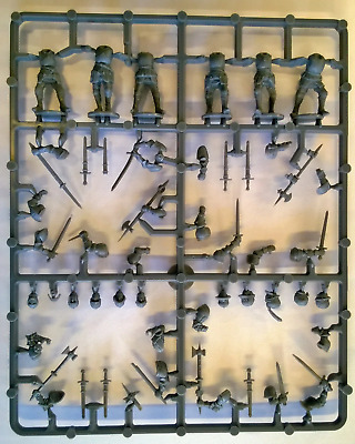 Perry Miniatures Foot Knights 1450-1500 Sprue • 3£
