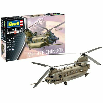 REVELL MH-47 Chinook 1:72 Helicopter Model Kit 03876 • 17.95£