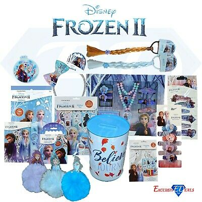Disney's Frozen 2 Children's Collection Toy Accessories Activity Play Packs • 6.95£