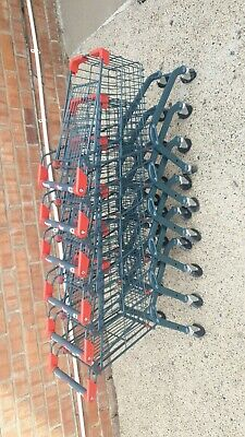 Childrens Metal Shopping Trolley • 30£