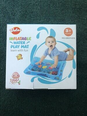 Baby Tummy Time Water Mat • 4.99£