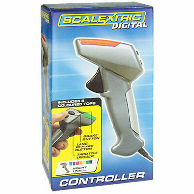 SCALEXTRIC Digital C7002 Hand Throttle With 8 Colour Tops • 16.99£