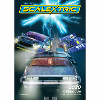 Scalextric 2020 Catalogue C8185 • 4.99£
