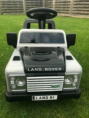 *NEW* Land Rover Defender Electric Ride On Car Up To 3km/h  Kids 3+ 6V Max 30KG • 59.99£