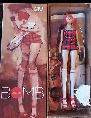 3a Ashley Wood Cherry Bomb Action Figure • 150£