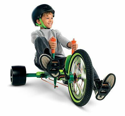 Huffy Green Machine Junior Ride On - Green • 80£