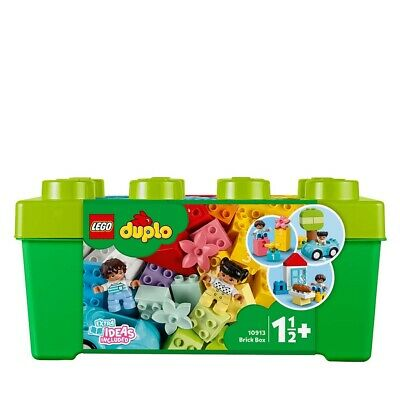 LEGO DUPLO Classic Brick Box Building Set 10913 Age 2+ 65pcs • 24.49£