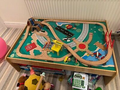 Children's Train Table • 25£