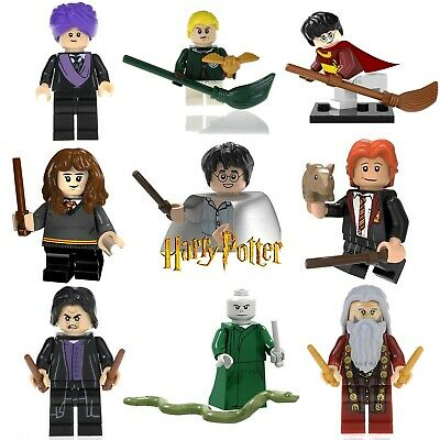 Harry Potter Custom Lego Mini Figures Building Dumbledore Snape Hogwarts Wizard • 1.99£