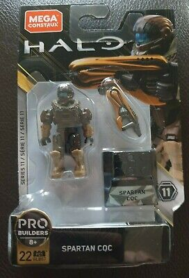 Mega Construx Halo Series 11 Spartan CQC - New In Stock • 14.99£