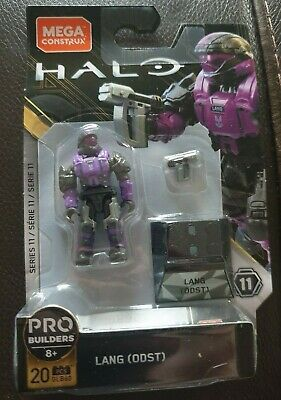 Mega Construx Halo Series 11 Lang (ODST) - New In Stock • 15.99£