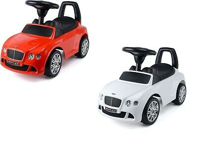 Official Bentley Continental GT Foot To Floor Push Along Ride On Car SUV • 39.99£