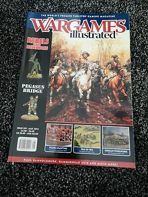 Wargames Illustrated Issue 319 May 2014 • 3£