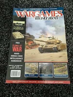 Wargames Illustrated Issue 312 October 2013 • 3£