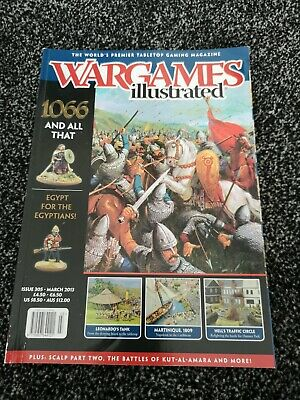 Wargames Illustrated Issue 305 March 2013 • 3£