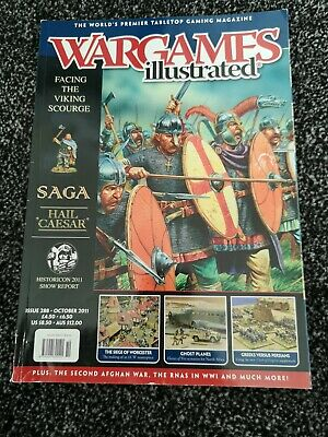 Wargames Illustrated Issue 288 October 2011 • 3.50£