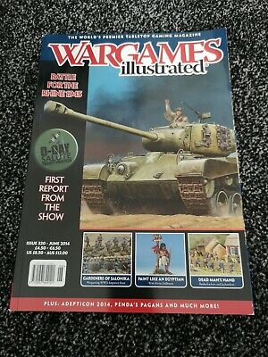 Wargames Illustrated Issue 320 June 2014 • 3£