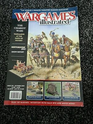 Wargames Illustrated Issue 276 October 2010 • 3.06£