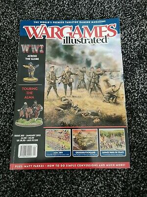 Wargames Illustrated Issue 303 January 2013 • 3.10£
