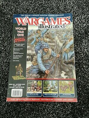 Wargames Illustrated Issue 264 October 2009 • 3£