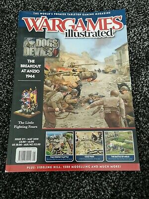 Wargames Illustrated Issue 271 May 2010 • 3£