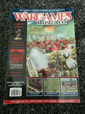Wargames Illustrated Issue 292 February 2012 • 3£