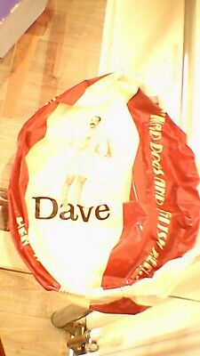 Inflatable Beach Ball For  Dave  TV Station - RARE Promo Item !!! • 1.99£