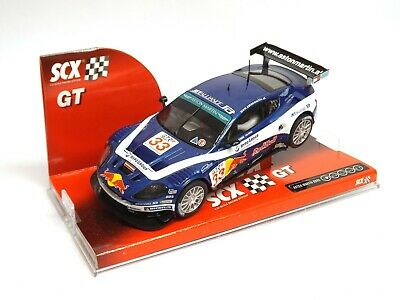 SCX 63190 Aston Martin DBR 9 Slot Car (Boxed) • 25£