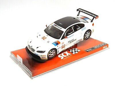 SCX 64650 BMW M3 GT2 'M Power' Slot Car (Boxed) • 25£