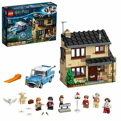 LEGO Harry Potter 4 Privet Drive House Set - 75968 • 65£