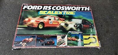 Scalextric Ford Rs Cosworth Set • 45£