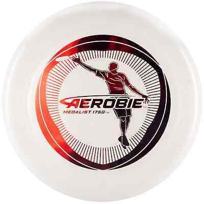 Aerobie Medalist 175G Flying Disc - White • 4.95£