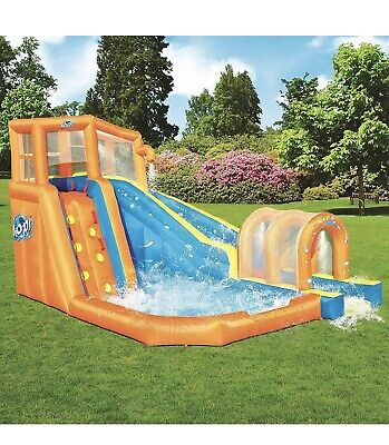 Hurricane Inflatable Water Bouncy Castle *•Currently Out Of Stock•* • 499.99£
