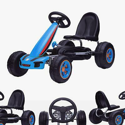 My 2nd Pedal Go Kart Kids Ride On Manual Pedal Go Kart With Hand Brake • 69£