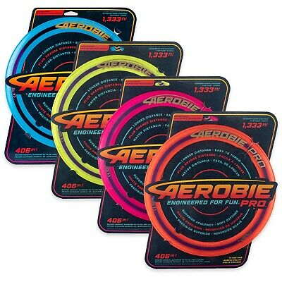 AEROBIE 13  Pro Flying Ring Frisbee Disc Dog Toy • 12.95£