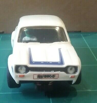 Scalextric Ford Escort Mexico RS 2000 C052 • 14.01£
