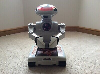 Vintage 90's RAD Radio Controlled Robot Toymax Retro Toy R.A.D. FULLY WORKING • 150£